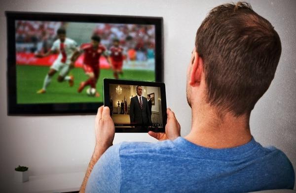 El servicio de Netflix puede utilizarse desde cualquier tipo de dispositivo.