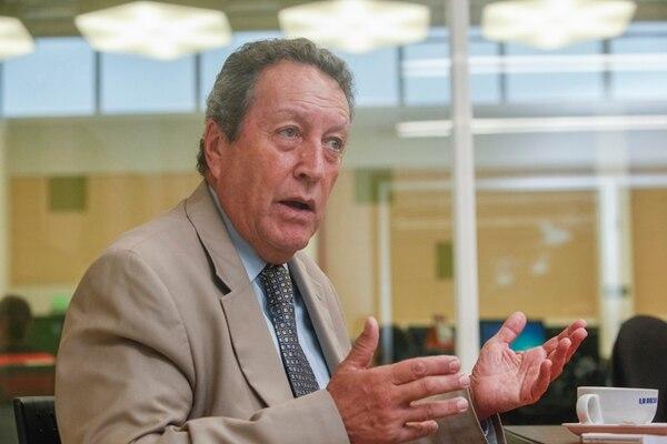 Expresidente de Guatemala Vinicio Cerezo propone integración en Centroamérica para solicitar megapréstamo