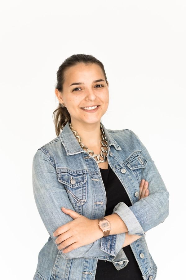 Mientras estudiaba en el ITCR, Gretch fue becada para estudiar en Alemania en el instituto HfG Schwäbisch Gmünd, donde se especializa en Interacción Digital.