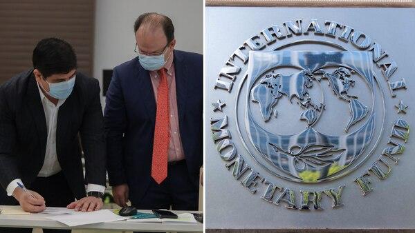 El Directorio Ejecutivo del FMI aprobó el programa de ajuste fiscal de Costa Rica el pasado 1.° de marzo. Fotografía: Archivo GN.