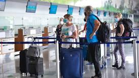 Reino Unido sacará a Costa Rica de lista roja de COVID-19 el 11 de octubre