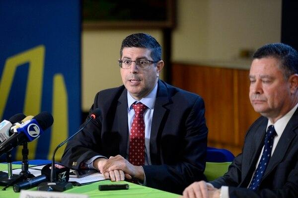Gustavo Vargas es economista y cuenta con una trayectoria de 26 años en el Banco Nacional.