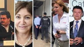 Fianzas de imputados por caso cochinilla suman $8 millones