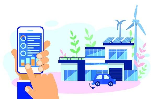 Las ciudades inteligentes necesitan de edificios eficientes, recolección y procesamiento de datos, conectividad, Internet de las Cosas (IoT) y sostenibilidad. Foto: Shutterstock.