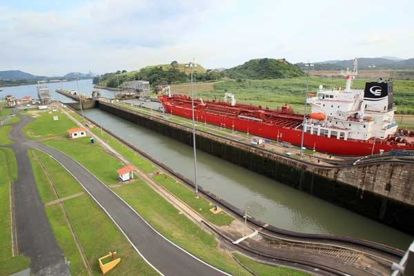 Panamá organiza la Expo Logística y quiere posicionarla como la más importante de la región. EFE Alejandro Bolívar