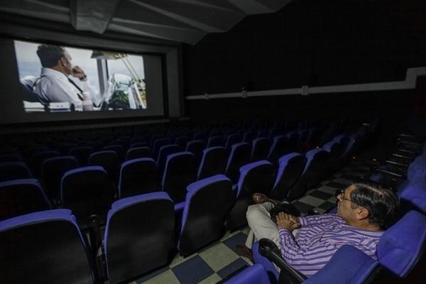 Thelmo Vargas comenta el filme El precio de la codicia - 2
