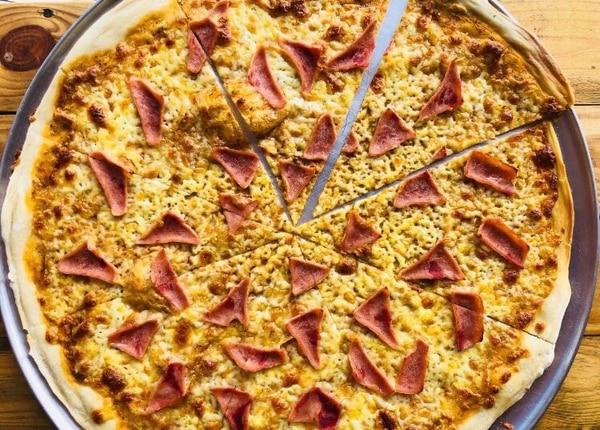 En su menú no falta la pizza. (Foto: Agave Gastro Pub para EF).