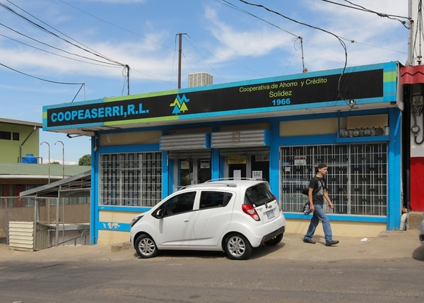 Cooperaserri, R.L es una de las entidades intervenidas en los últimos tres años. Foto Jeffrey Zamora